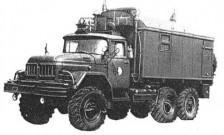 Kabina příjmu navedení 9S417M
