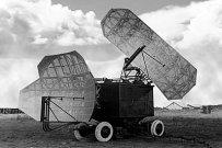 Přehledový radiolokátor P-20