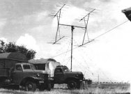 Přehledový radiolokátor P-8