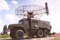 Sekundární radiolokátor 1L-22-1 Parol