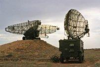 Radiolokační komplex K-66 (2x dálkoměr, 4x výškoměr)