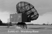 Radiolokační zaměřovač RZ-IV (FuMG 65 - Wurzburg Riese) (2)