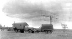 radiolokační dálkoměr P-12NA