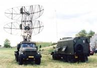 Radiolokační dálkoměr pro zjišťování NLC P-19