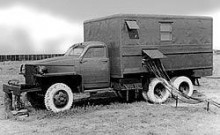 Radiolokátor P-20